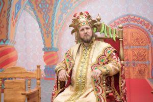Гороховец. Сказочные палаты Царя Гороха