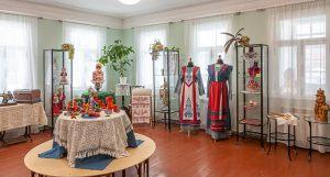 Гороховецкие умельцы. Музейная экспозиция