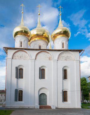 Гороховец. Благовещенский собор. Мария Майстрова