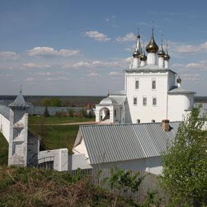 Свято-Троице-Никольский монастырь