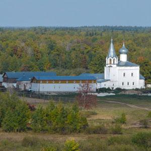 Свято-Знаменский монастырь