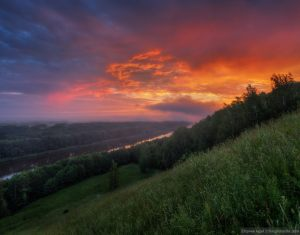Утренний Гороховец. Лысая гора